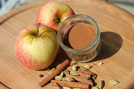 Apple pie rub