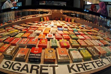 Le sigarette ai chiodi di garofano