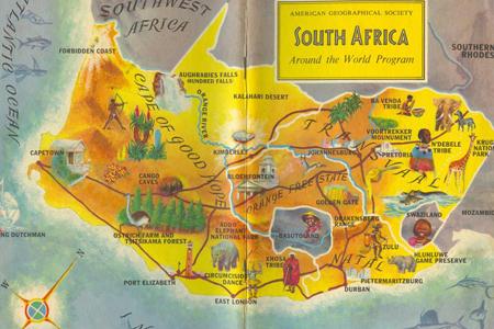 La cucina sudafricana