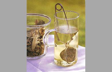 Tè allo zenzero e cannella