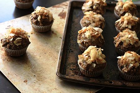 Muffin-bread alla banana e spezie chai