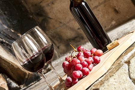 Spezie e vino