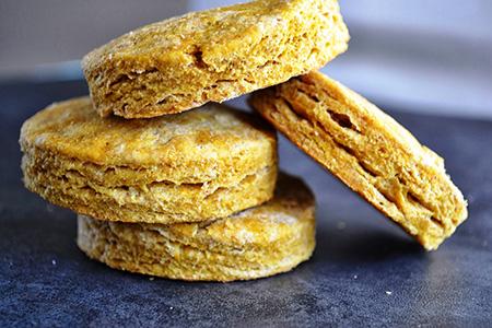 Biscotti al Pumpink Spices