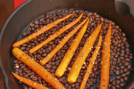 carote e caffè
