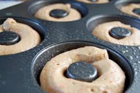 Donuts alla cannella