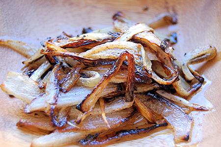 Finocchi al tandoori masala caramellati