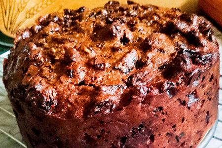 Torta-Panettone alle spezie