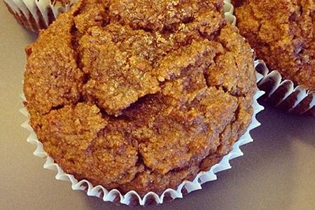 Muffin al pumpkin spice