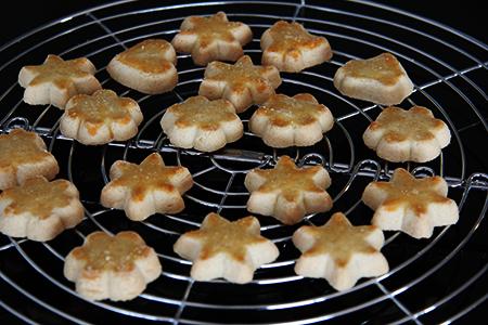 biscotti all'arancia e cannella