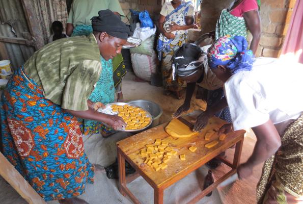 La cucina della Tanzania