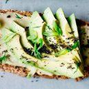 crostone avocado