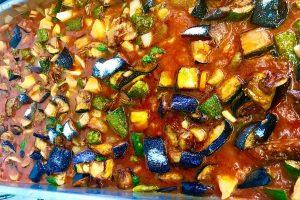 verdure fritte couscous