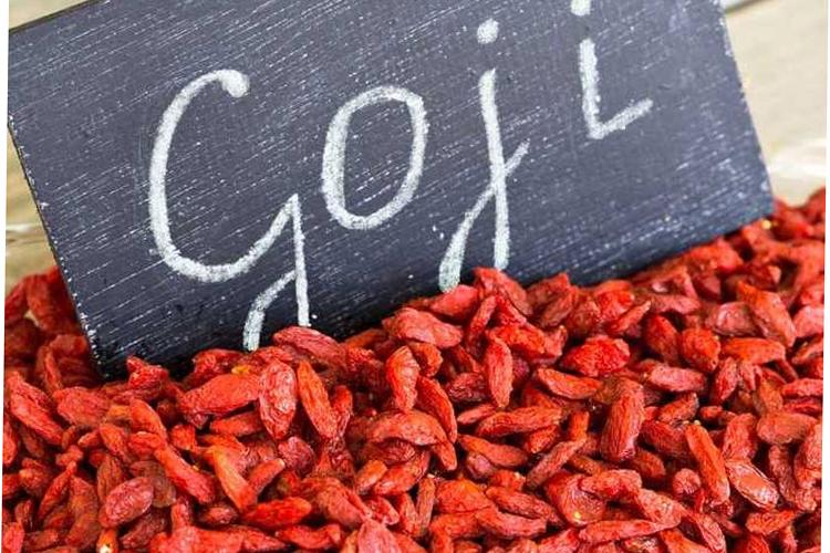 Bacche di Goji: dalla pasta al dessert