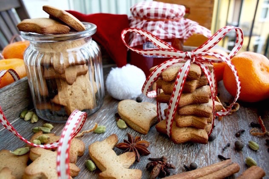 Biscotti Classici Di Natale.Lebkuchen I Classici Biscotti Di Natale Della Germania Lespezie Net