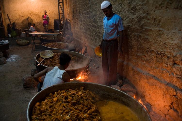 Biryani: il riso in mille piatti