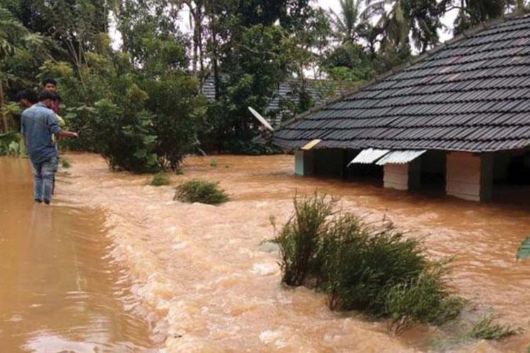 Un alluvione devastante nel Kerala