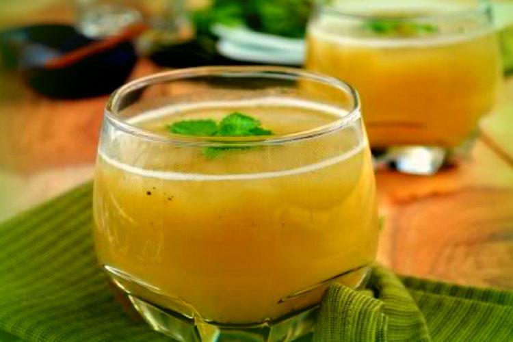 aam panna: succo di mango