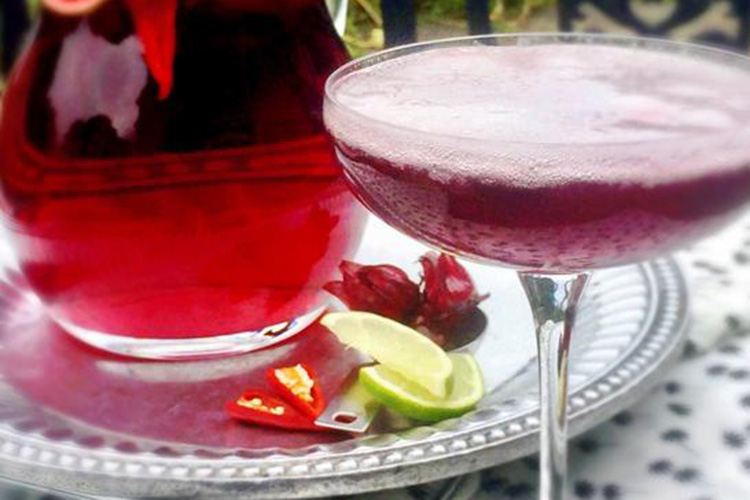 Margarita al peperoncino